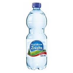 Woda gazowana 0.5l